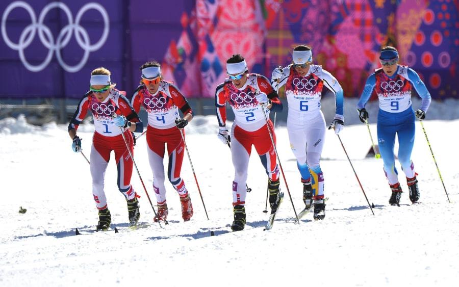 Вещание прямых трансляций с Зимних игр в Сочи 2014