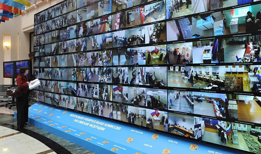 Интернет-трансляция видео с избирательных участков