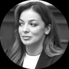 Zarina Doguzova Head of the Federal Agency for Tourism
